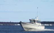 Båtpropeller till fiskebåtar
