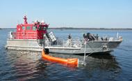 Båtpropeller för lotsbåtar